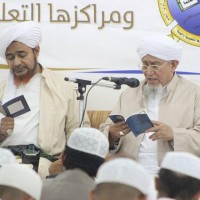 إشهار ديوانية خريجي أربطة التربية الإسلامية بوادي حضرموت