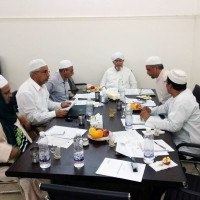 انعقاد المجلس الأعلى لكلية الوسطية الشرعية
