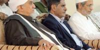 محافظ محافظة حضرموت يفتتح كلية الوسطية الشرعية للعلوم الإسلامية بالمكلا