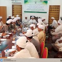 ملتقى ادارات أربطة التربية الإسلامية يختتم اعماله بحضور الحبيب ابوبكر المشهور